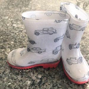 Toddler Disney rainboots